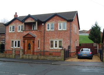 Thumbnail 4 bed detached house for sale in Gregson Lane, Hoghton