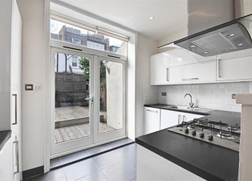 Thumbnail 2 bed flat to rent in Ennismore Avenue, Chiswick, London
