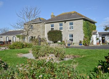 Thumbnail 6 bedroom detached house for sale in Sennen, Cornwall