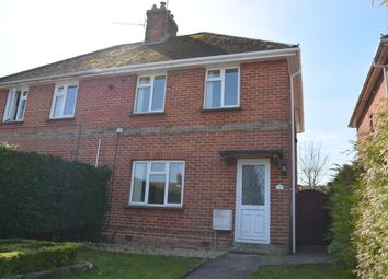 Thumbnail 2 bed semi-detached house for sale in Coldharbour Lane, Marlborough