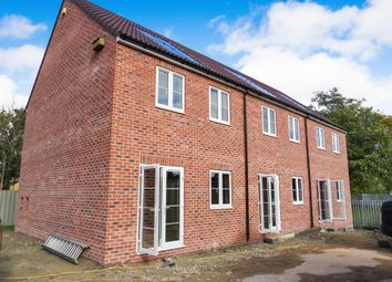 Thumbnail 3 bed end terrace house for sale in Barons Crescent, Trowbridge