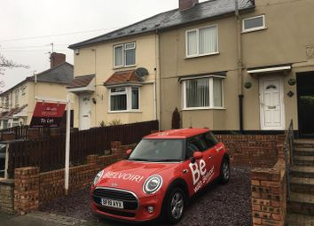 Thumbnail 3 bed semi-detached house to rent in Wingfoot Avenue, Wolverhampton
