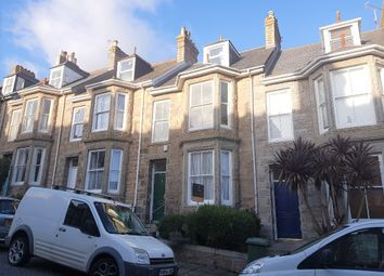 Thumbnail 5 bedroom terraced house to rent in Lannoweth Road, Penzance