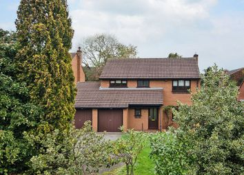 Thumbnail 4 bed detached house for sale in Wightman Close, Boley Park, Lichfield
