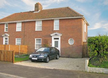 Thumbnail 3 bed semi-detached house for sale in Bacton Road, Norwich