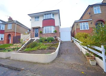 Thumbnail 3 bed detached house for sale in Luckhurst Road, River, Dover, Kent