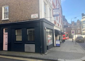 Thumbnail Retail premises to let in Kensington Church Street, London