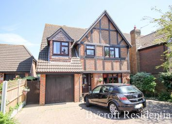 Thumbnail 4 bed detached house for sale in Hebrides Way, Caister-On-Sea, Great Yarmouth