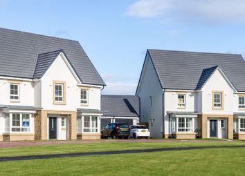 "Thumbnail 4 bed detached house for sale in ""Ballater"" at Merchiston Oval, Brookfield, Johnstone"