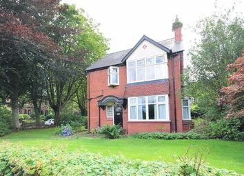 Thumbnail 2 bed flat for sale in Leegate Road, Heaton Mersey, Stockport