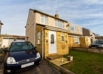 Thumbnail 3 bed semi-detached house for sale in Henfield Crescent, Oldland Common, Bristol