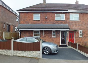 Thumbnail 2 bedroom semi-detached house for sale in Casewell Road, Sneyd Green, Stoke-On-Trent
