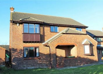 Thumbnail 5 bed detached house for sale in Dale Court, Pontefract, West Yorkshire