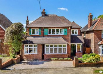Thumbnail 4 bed detached house for sale in Hurst Green Road, Oxted, Surrey