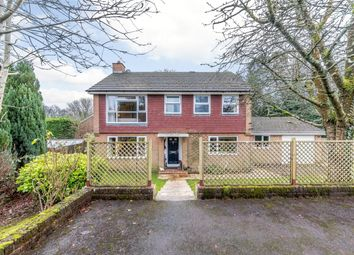 Thumbnail 4 bed detached house for sale in Fairacre, Woolton Hill, Newbury, Hampshire