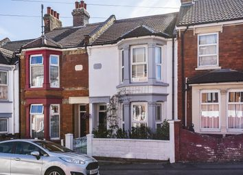 Pagitt Street, Chatham ME4. 3 bed terraced house for sale