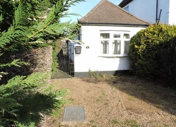 Thumbnail 2 bed detached bungalow for sale in Chertsey Road, Byfleet, West Byfleet
