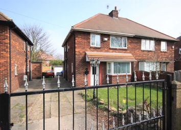 Thumbnail 3 bed semi-detached house for sale in Elmwood Avenue, Woodlands, Doncaster