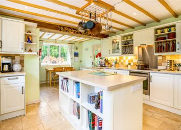Thumbnail 4 bed detached house for sale in Knowl Hill, Kingsclere, Newbury, Hampshire