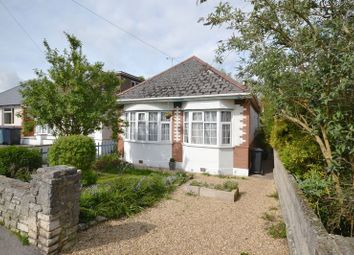 Thumbnail 2 bed detached bungalow for sale in Recreation Road, Parkstone, Poole