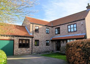 Thumbnail 4 bedroom detached house for sale in Maypole Gardens, Cawood