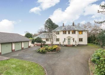 Thumbnail 4 bed detached house for sale in Upper Aston Hall Lane, Hawarden, Deeside, Flintshire