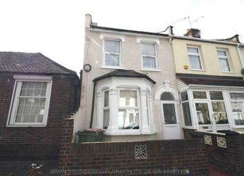 Thumbnail 4 bed end terrace house for sale in Altmore Avenue, London