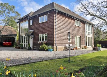 Thumbnail 5 bedroom detached house for sale in Botley Road, Curdridge, Southampton