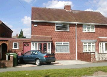Thumbnail 2 bedroom semi-detached house to rent in Bealeys Avenue, Wednesfield, Wolverhampton