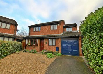 Thumbnail 4 bed detached house for sale in Lodge Gate, Great Linford, Milton Keynes