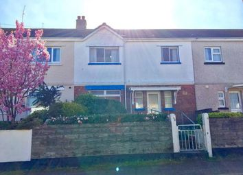 Thumbnail 3 bedroom terraced house for sale in Falmouth, Cornwall