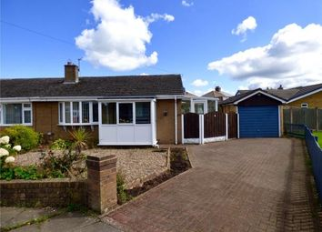 Thumbnail 2 bed semi-detached bungalow for sale in Walden Grove, Carlisle, Cumbria