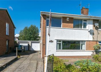 Thumbnail 3 bed semi-detached house to rent in Harlech Drive, Dinas Powys