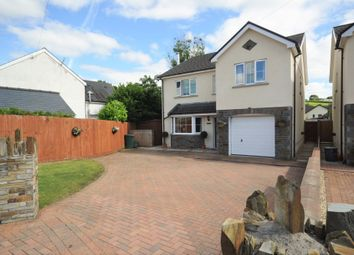Thumbnail 4 bed detached house for sale in Craigley, Capel Dewi, Carmarthen