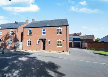 Thumbnail 4 bed detached house for sale in Burge Crescent, Cotford St. Luke, Taunton