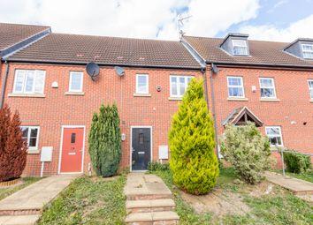 3 bed terraced house for sale in Chapman Road, Wellingborough NN8