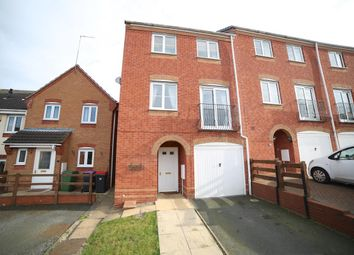 Thumbnail 4 bedroom terraced house for sale in Cardinals Close, Donnington Wood, Telford