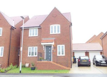 Thumbnail 4 bed detached house for sale in Field View Road, Whitfield, Dover, Kent