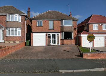 Thumbnail 3 bed detached house for sale in Simon Road, Hollywood, Birmingham