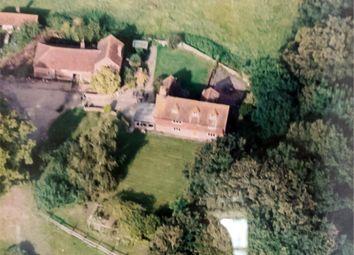 Thumbnail 4 bed detached house for sale in Pembury Road, Tonbridge