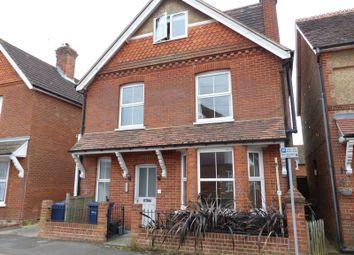 Thumbnail 2 bedroom flat to rent in Victoria Road, Cranleigh