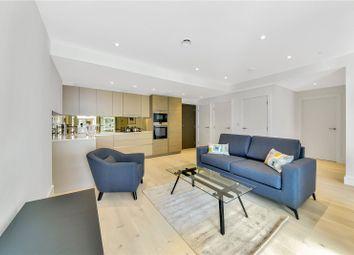Claremont House, 28 Quebec Way, London SE16. 1 bed flat