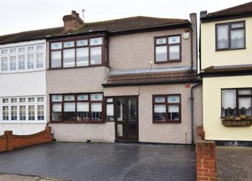 Thumbnail 4 bed end terrace house for sale in Chestnut Glen, Hornchurch, Essex