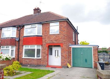 Thumbnail 3 bed semi-detached house to rent in St Swithins Walk, Holgate, York