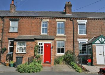 Thumbnail 3 bed terraced house for sale in Cogshall Lane, Comberbach, Northwich, Cheshire