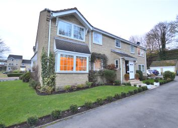 Thumbnail 2 bed flat for sale in The Court, The Lane, Alwoodley, Leeds