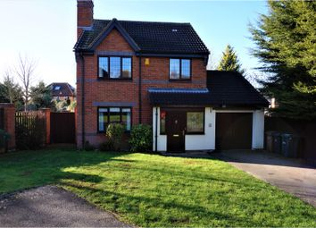 Thumbnail 3 bedroom detached house for sale in Rookery Drive, Luton