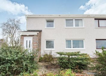 Thumbnail 2 bedroom maisonette for sale in Swan Road, Ellon