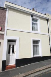 Thumbnail 3 bed terraced house for sale in Chedworth Street, Plymouth