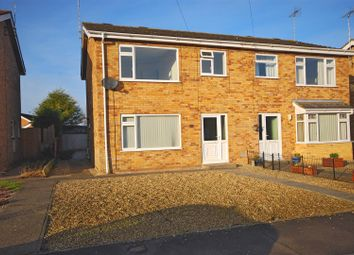 Thumbnail 3 bed semi-detached house for sale in Willders Garth, Holbeach, Spalding